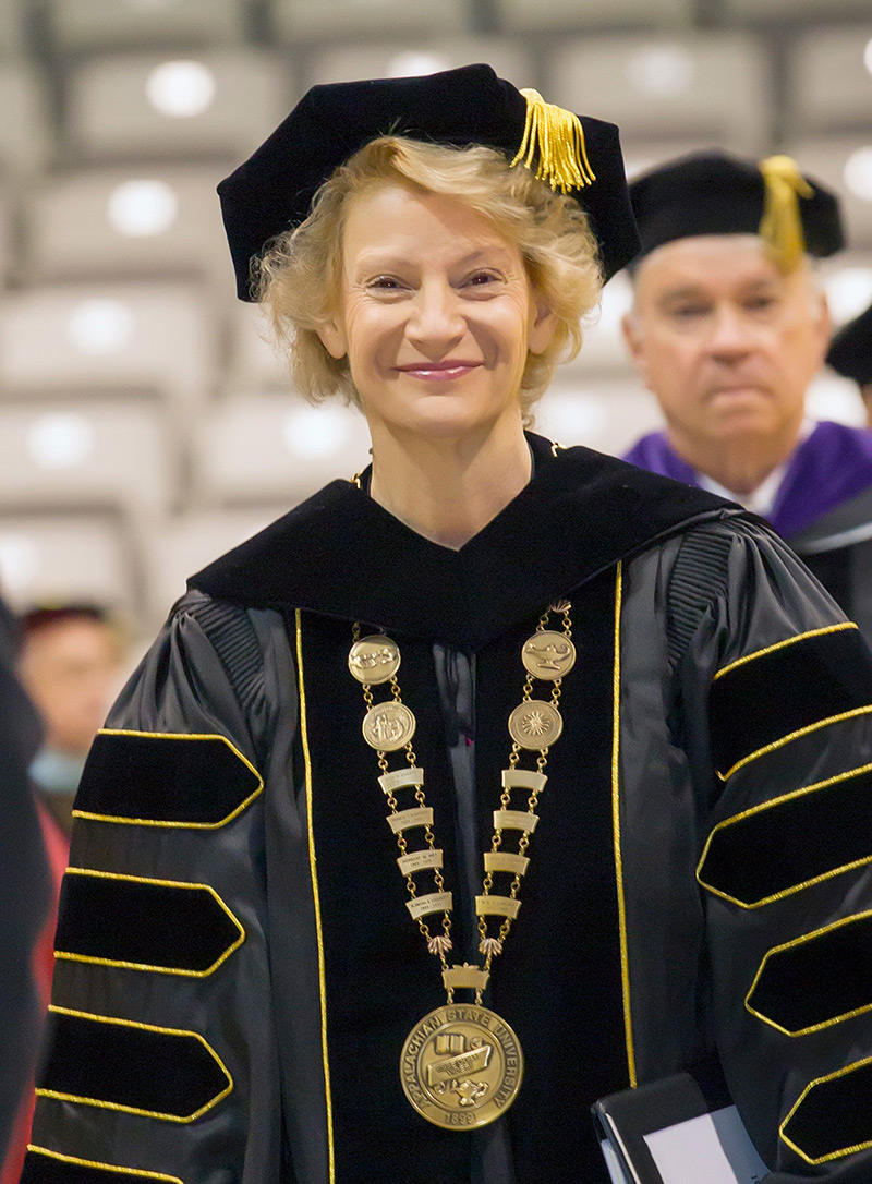 Installation Ceremony / Office of the Chancellor / Appalachian State ...