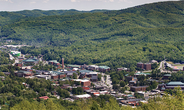 Chancellor Sheri N. Everts' vision for Appalachian State University
