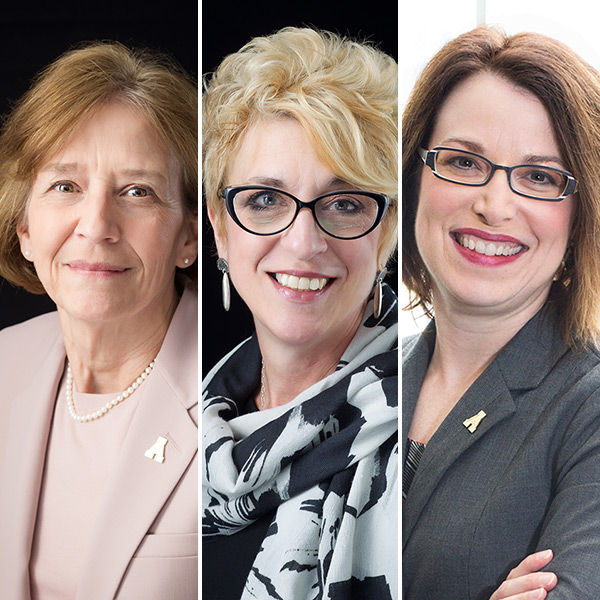 Fall semester begins with three new deans