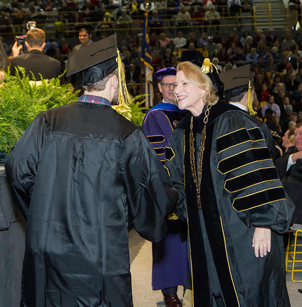 From the desk of Chancellor Everts