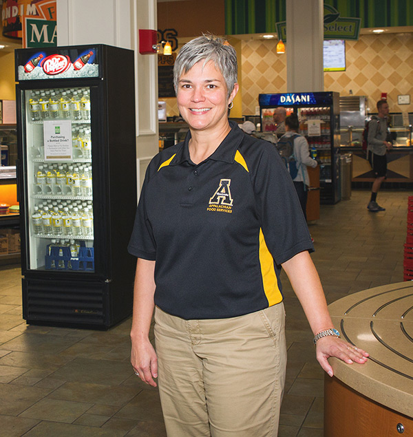 Spotlight on: Food Services Staff
