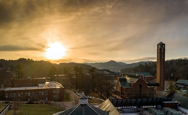 Update from Appalachian State University — week of March 15–19